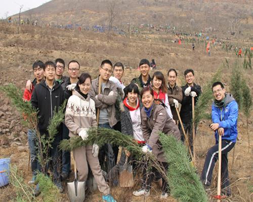 2013年植树节