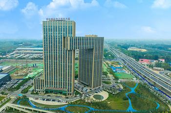 鄭東新區電子商務大廈